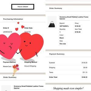Michael Kors Bags - Michael Kors Gramercy Small Pebbled Satchel